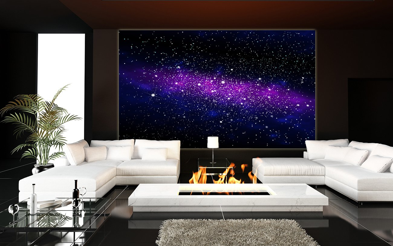 poster stars wall picture decoration childrens room outer space decoration childrens room outer space sky galaxy universe cosmos starry sky milky way super nova wallposter photoposter wall mural wall decor by great
