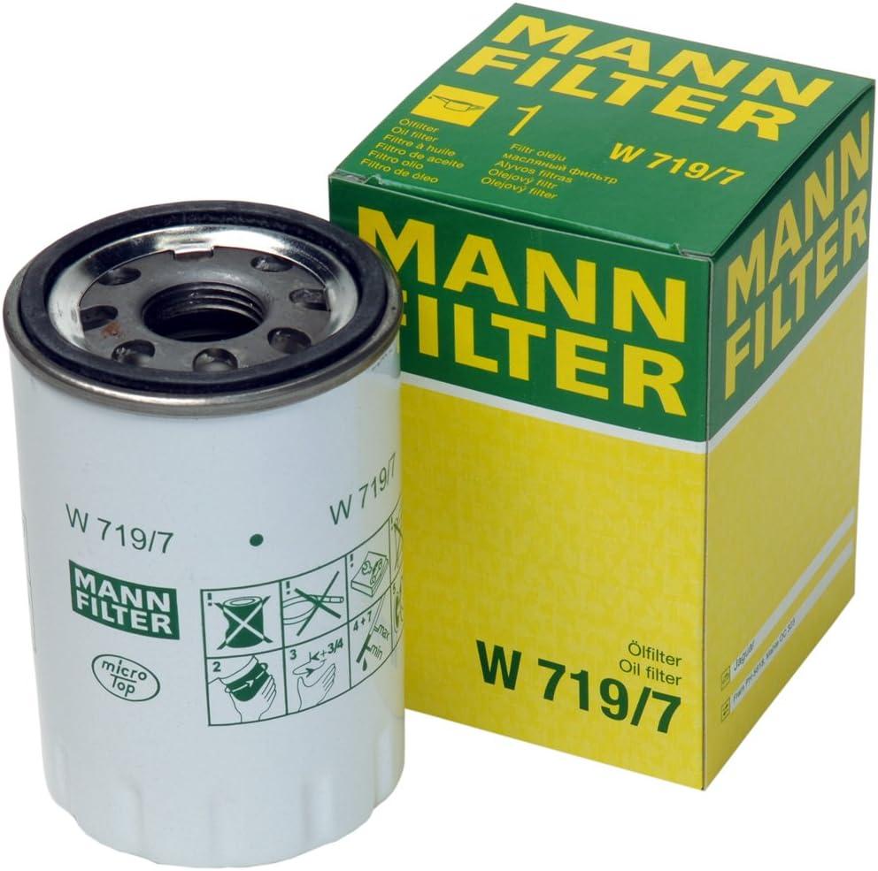 Mann Filter W 719//7 Filtro de Aceite