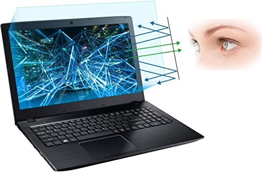17.3 Inch Laptop Anti Blue Light Anti Glare Screen Protector for 17.3 Inch Laptop Block Blue Light Screen Filter Reduces Digital Eye Strain and Help You Sleep Better