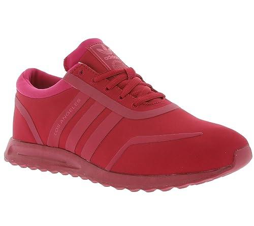 adidas Los Angeles J - Zapatillas de Running de competición Unisex Niños: Amazon.es: Zapatos y complementos