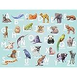 Nathan - 86318 - Puzzle Enfant Classique - ABC Animaux - 30 Pièces