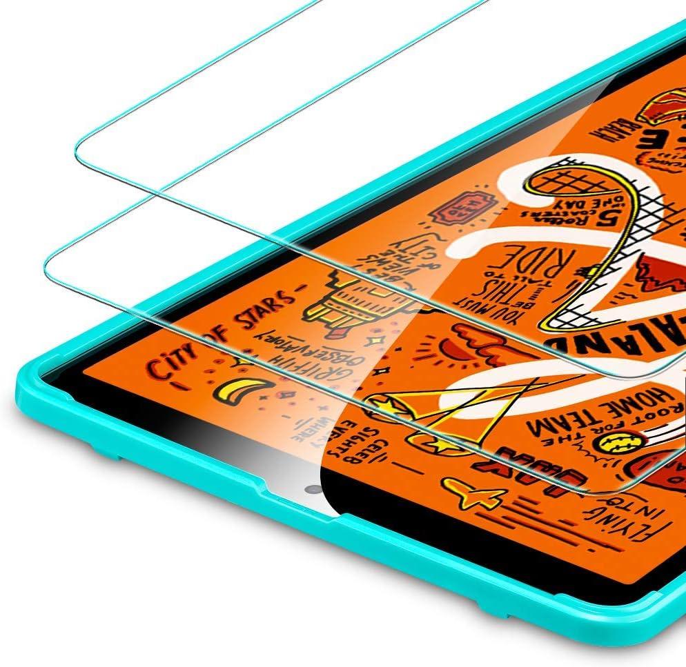 Film Protecteur d /écran en Verre Tremp/é ESR Protection Ecran pour iPad mini 5 9H Ultra R/ésistant 2019 // iPad mini 4 Gabarit de Pose Inclu