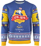 Fallout 76 Christmas Jumper Vault 76 Boy Logo Official Ps4 Xbox Knitted
