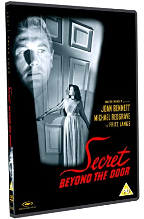 Secret Beyond The Door.Secret Beyond The Door Remastered Special Edition Dvd