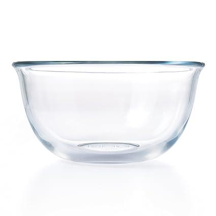 2b417c9b485 Amazon.com  OXO Good Grips 1.5 Qt Glass Bowl  Kitchen   Dining