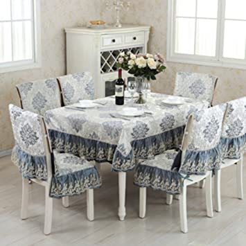 Fabric Of The Four Seasons/ Table Cloth/Chair Covers Cushions Set/table Mat