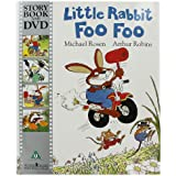 Little Rabbit Foo Foo - Storybook And DVD by Michael Rosen (4-Jul-1905) Paperback