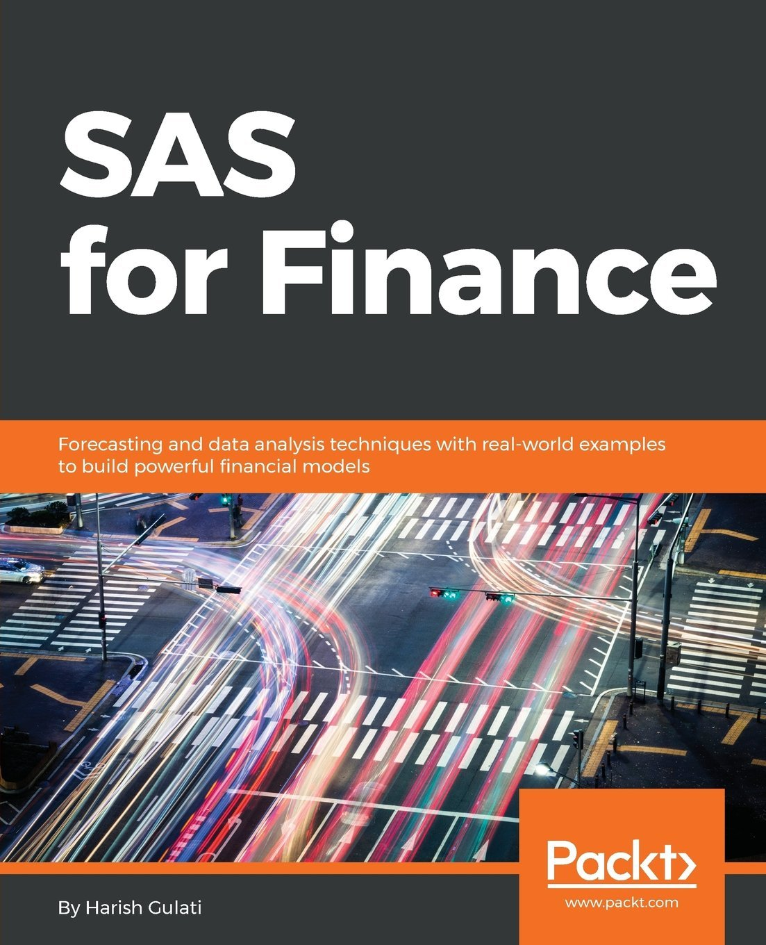 SAS for Finance: Forecasting and data analysis techniques