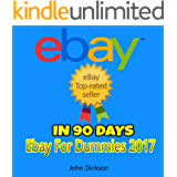 Top Rated Seller On Ebay In 90 Days: Ebay For Dummies 2017