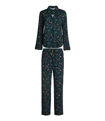 09afe836a58afb PiP Studio Damen Pyjama Set Pia Oh My 260790, Wäschegröße:L: Amazon ...