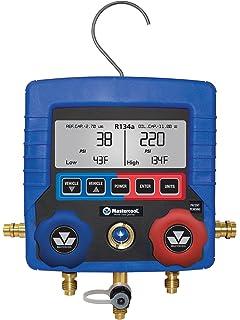 MASTERCOOL (99134-A Blue R134A Digital Manifold Gauge