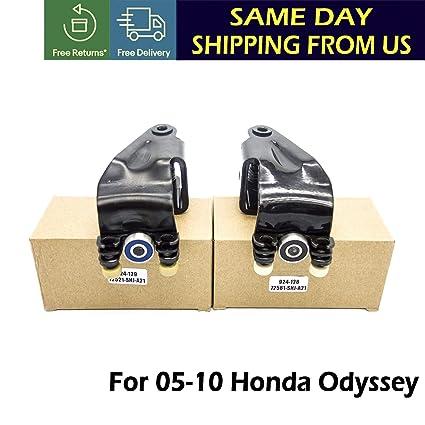 Left Rigth Sliding Door Roller Assembly fits for Odyssey 05-10 924-128 /& 924-129