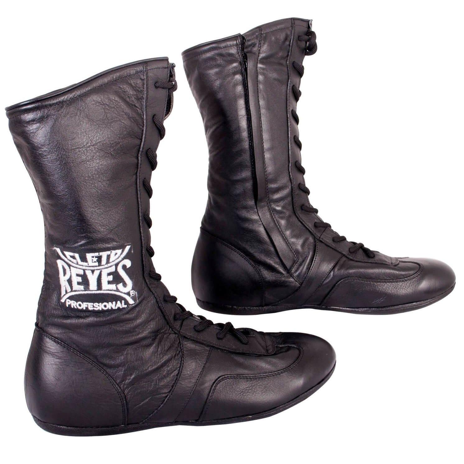Cleto Reyes CZ430, Zapatillas de Boxeo Unisex Adulto, Negro (Black ...