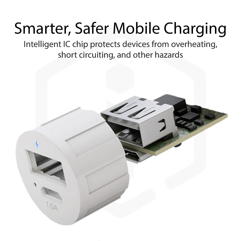 Amazon.com: iqunix minipower 3350 mAh Cargador portátil ...