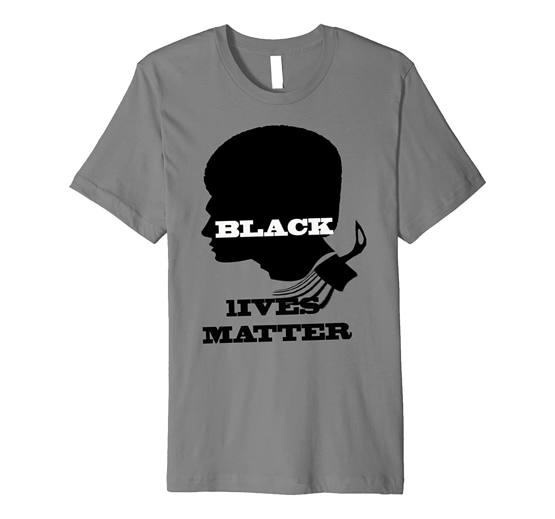 Black lives Matter Black Power T-Shirt-CD