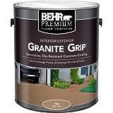 Amazon Com Behr 5 Gal Gray Granite Grip Interior