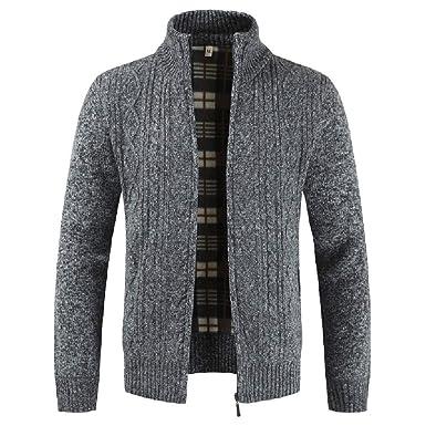 Amazon.com  Yuxikong Mens  Top Coat 5464cd6fc