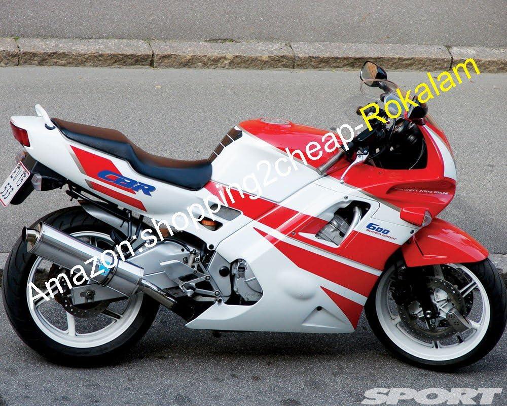 Venta caliente, para CBR 600 F2 F2 91-94 CBR600 CBR600F2 rojo ...