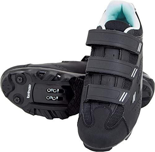 Tommaso Terra 100 Women's Mountain Biking, Spin, Indoor Cycling, Road Cycling SPD Compatible Shoe