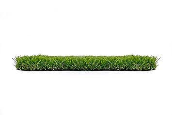 Césped artificial para terrazas, áticos, piscinas, negocios EVERT GRASS Home 27 mm: