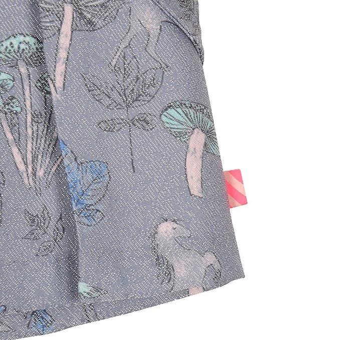 Billieblush Girls Enchanted Print Culottes In Grey: Amazon.co.uk: Clothing