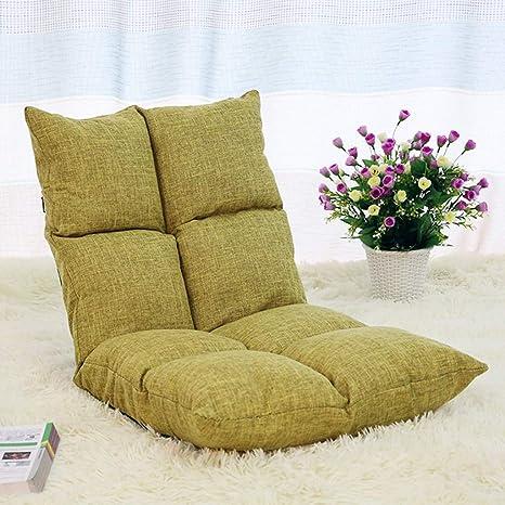 Amazon.com: XHCsoft cojín de meditación para suelo, silla de ...