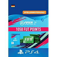 FIFA 19 Ultimate Team - 1050 FIFA Points | PS4 Download Code - deutsches Konto