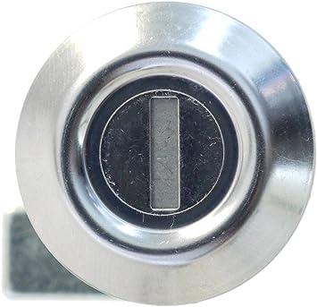 Amazon Com Toyota Tacoma 1996 2002 Factory Original Gas Fuel Door Lock Cylinder With 2 Toyota Keys T30110 Home Improvement