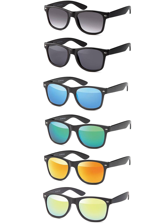 MOKIES - Lunettes de soleil - Homme - Multicolore -  Amazon.fr  Vêtements  et accessoires 858c97cb1b07