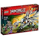 LEGO Ninjago 70748 - Il Dragone di Titanio
