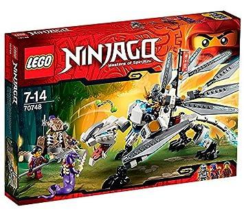 lego ninjago playthmes 70748 jeu de construction le dragon de titane - Lego Ninjago Nouvelle Saison