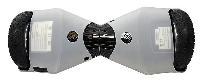 SILISKINZ® Cubierta de la caja de la jalea del silicón de 8
