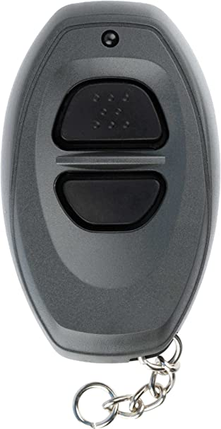KeylessOption Keyless Entry Remote Control Car Key Fob Replacement for Gray RS3000 BAB23713