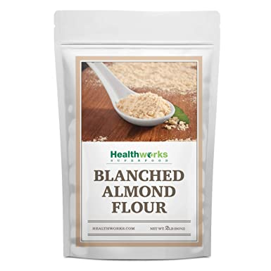 Healthworks Almond Flour Blanched: Amazon.com: Grocery ...