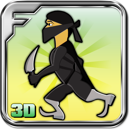 Ninja Jump Deluxe 3D Games For Android FREE ()