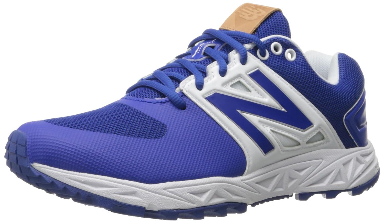 New Balance Men's 3000v3 Baseball Turf Shoes B019EER0T6 13 D(M) US|Royal/White