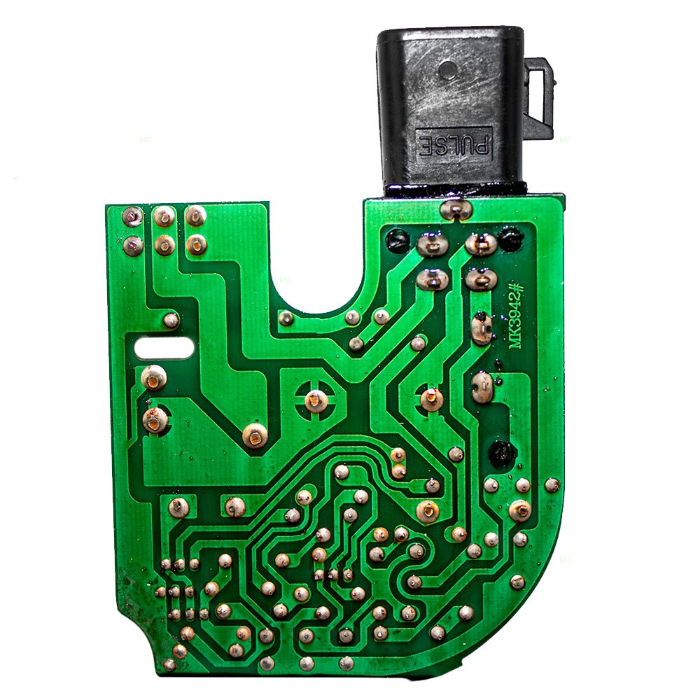Windshield Wiper Motor Circuit Board Replacement For 2003 Deville Wiring Diagram Elec Cadillac Chevrolet Gmc Pickup Truck Suv Van 12463090 Automotive