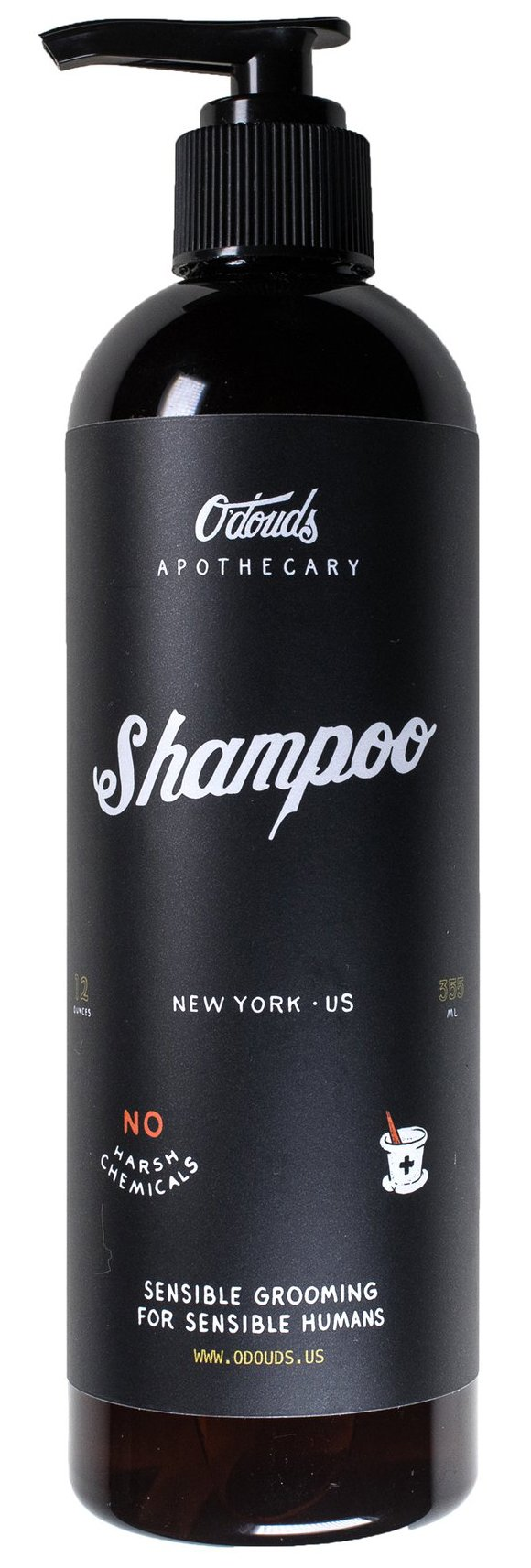 O'Douds - All Natural Citrus Forest Shampoo