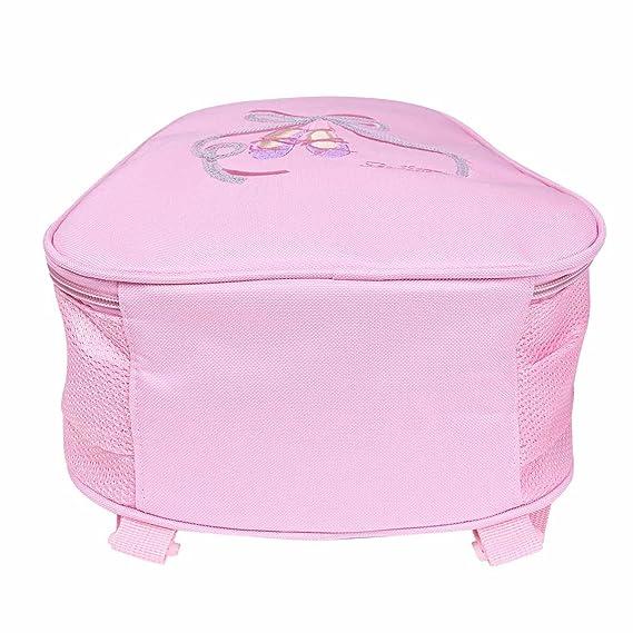Amazon.com: CHICTRY Little Girls Dance Shoulder Bag Dancing School Ballet Gym Backpack (Pink, One Size): Toys & Games