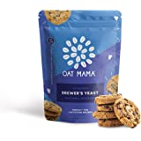 Brewer's Yeast Powder for Lactation - Oat Mama, Great for Lactation Support, Mild-Tasting, Debittered, Delicious in Lactation
