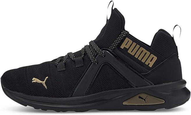 Puma Enzo 2 Metal - Zapatillas de Running para Mujer, Color Negro, Talla 40.5 EU Weit: Amazon.es: Zapatos y complementos