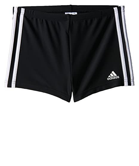 3208a53553e8d Adidas Men's Infinitex 3-Stripes Boxer: Amazon.co.uk: Clothing