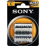 Sony SUM2-NUB2A Zinc-carbono 1.5V batería no-recargable - Pilas (Zinc-carbono, Cilíndrico, 1,5 V, 2 pieza(s), C)