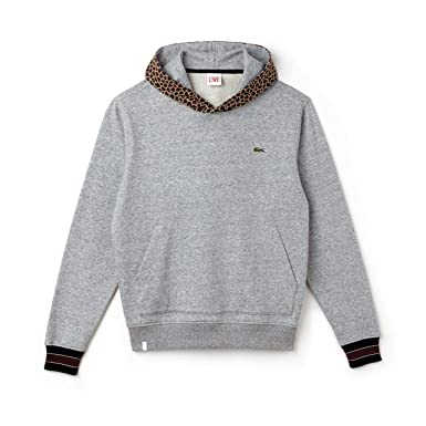 63556f25c Lacoste Mens Sweatshirt  Amazon.co.uk  Clothing