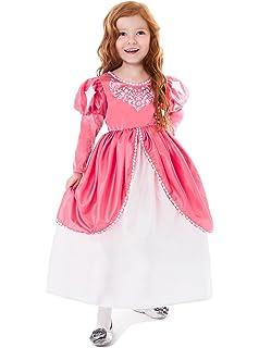 Amazon.com: Disney Princess Ariel Pink Bling Ball Dress: Toys & Games