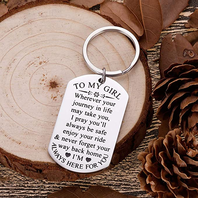nanny mum daddy  Gift for her gift for him Personalized Key Chain with Tassel  Mother/'s Day gift for girlfriend grandma wife
