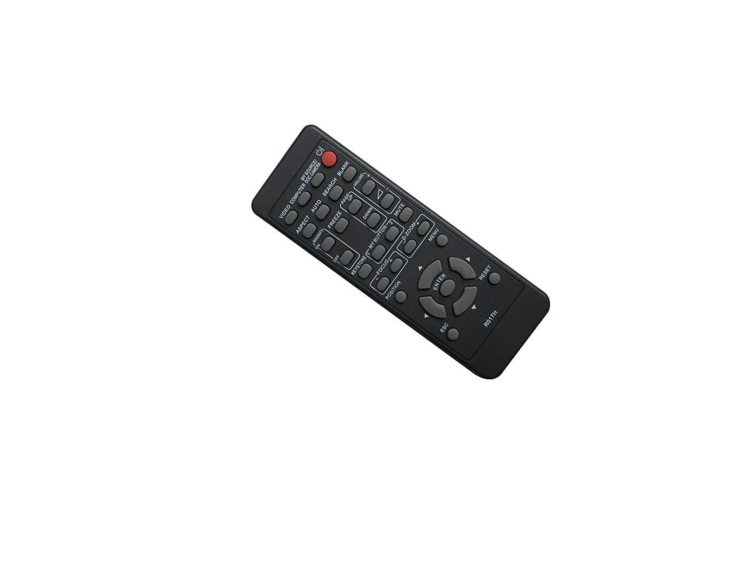 Compatible 3LCD Projector Replacement Remote Control For Hitachi CP-X2515WN CP-X2520 CP-X2530WN CP-X254 HCDZ HCDZ-X03918