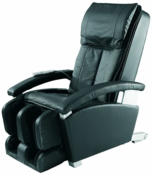 "Panasonic EP1285KL Leather ""Urban"" Massage Chair with Chiro Mode"