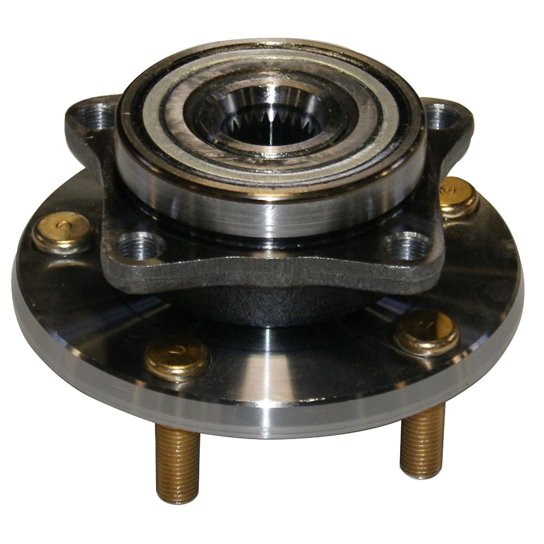 GMB 720-0021 Wheel Bearing Hub Assembly