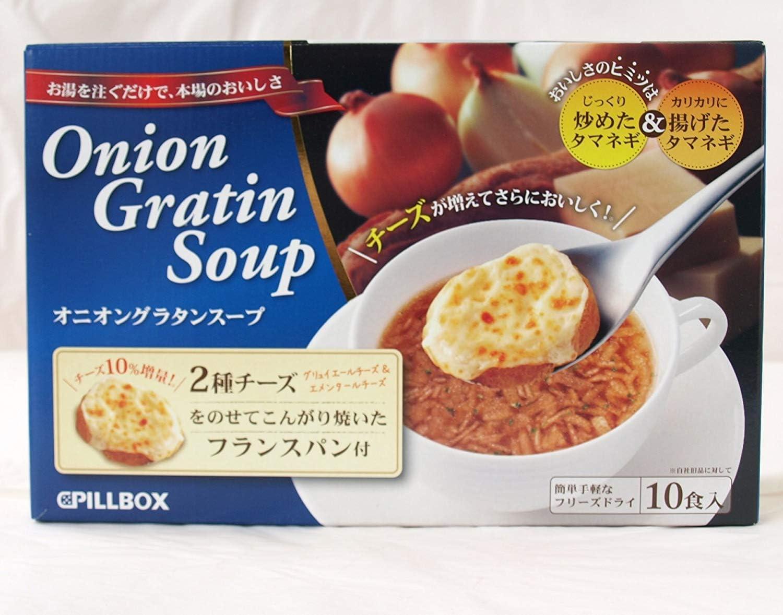 スープ オニオン グラタン